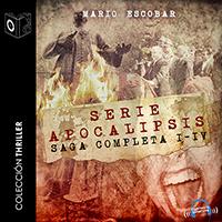 Audiolibro Apocalipsis - Saga completa