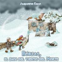 Audiolibro Bóreas, dios del viento del Norte