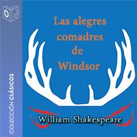 Audiolibro Las alegres comadres de Windsor