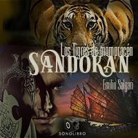 Audiolibro Los tigres de Mompracén