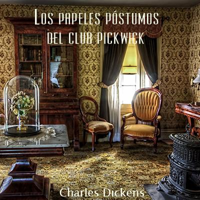Audiolibro Los papeles póstumos del club Pickwick de Charles Dickens
