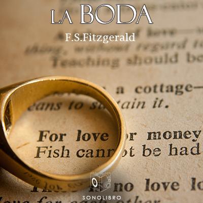 Audiolibro La boda de Francis Scott Fitzgerald