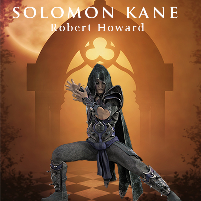 Audiolibro Solomon Kane de Roberto Howard