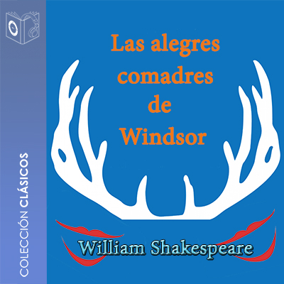 Audiolibro Las alegres comadres de Windsor de William Shakespeare