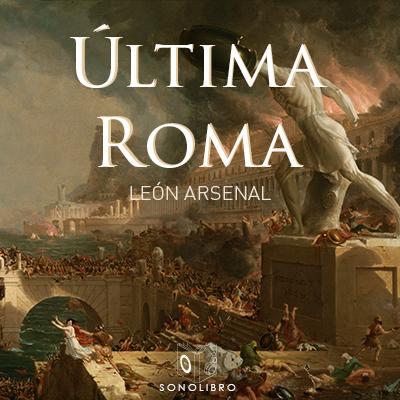 Audiolibro Última Roma