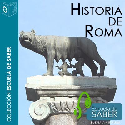 Audiolibro Roma de Pedro López Barja de Quiroga