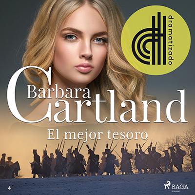 Audiolibro El mejor tesoro de Bárbara Cartland