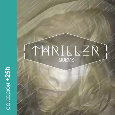 Audiolibro + 25 H THRILLER IX