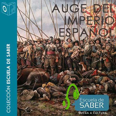 Audiolibro Imperio Español de Manuel Rivero Rodríguez