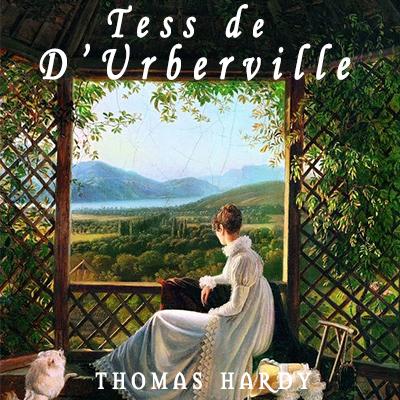 Audiolibro Tess D´Uberville de Thomas Hardy