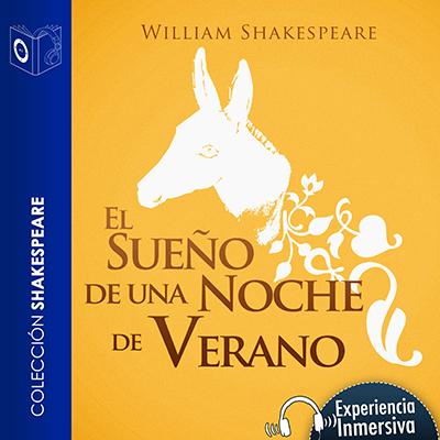 Audiolibro El sueño de una noche de verano de William Shakespeare