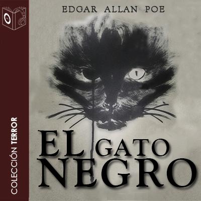Audiolibro El gato negro de Edgar Allan Poe