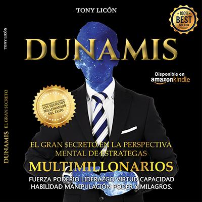 Audiolibro Dunamis de Tony Licon