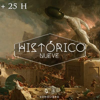 Audiolibro 25 H HISTÓRICO IX
