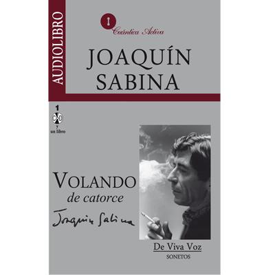 Audiolibro Volando de catorce de Joaquín Sabina