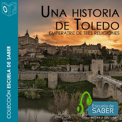 Audiolibro Toledo de Fernando Martínez Gil