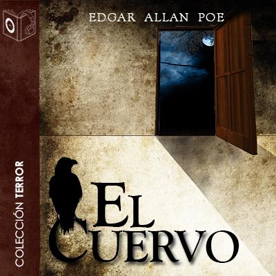 Audiolibro El cuervo de Edgar Allan Poe