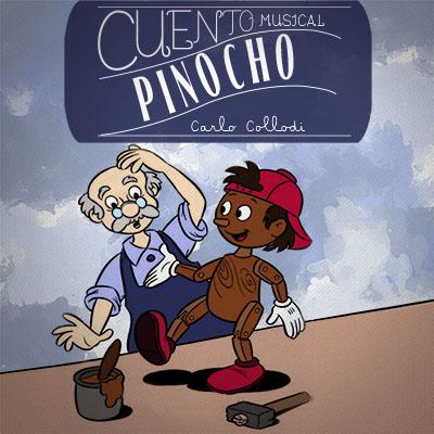 Audiolibro Pinocho de Carlos Collodi