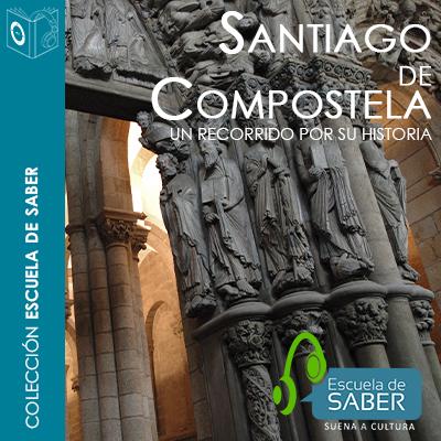 Audiolibro Santiago de Compostela de Mercedes López-Mayan