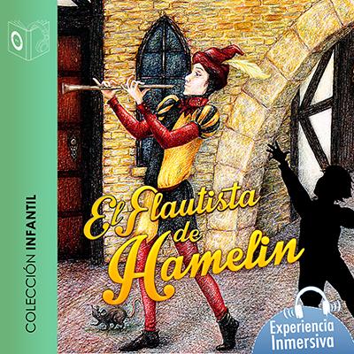 Audiolibro El flautista de Hamelin de Hermanos Grimm
