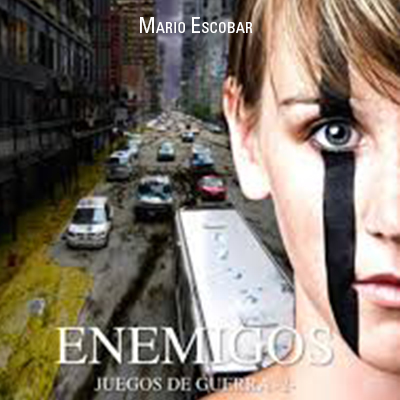Audiolibro Enemigos de Mario Escobar