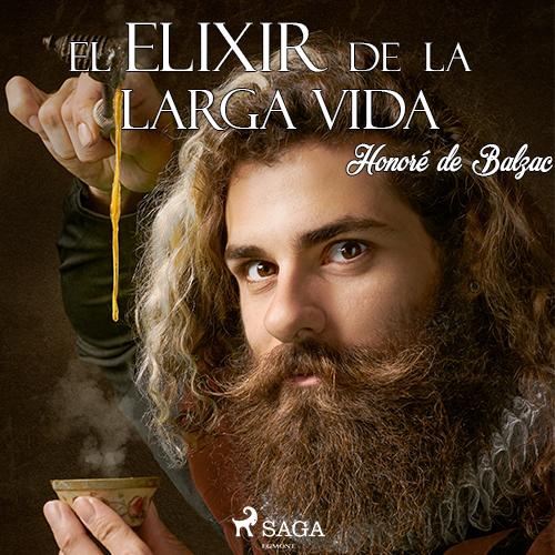 Audiolibro El elixir de la vida de Honoré de Balzac