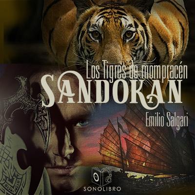 Audiolibro Los tigres de Mompracén de Emilio Salgari