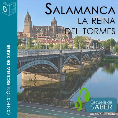 Audiolibro Salamanca de Francisco Javier Lorenzo Pinar