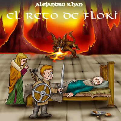 Audiolibro El reto de Floki de Alejandro Khan