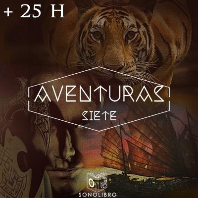 Audiolibro AVENTURAS 7