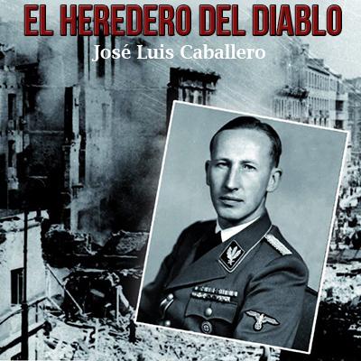 Audiolibro Heredero del diablo de José Luis Caballero