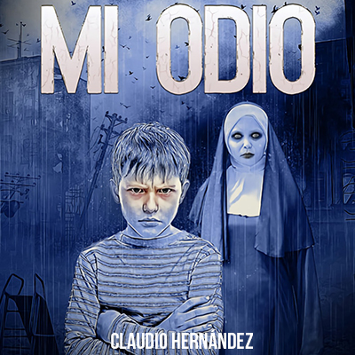 Audiolibro Mi odio de Claudio Hernández