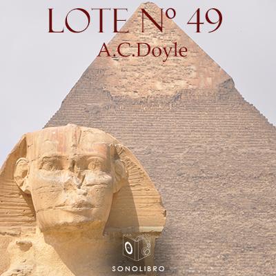 Audiolibro Lote número 249 de Arthur Conan Doyle
