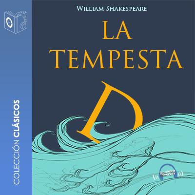 Audiolibro La tempestad de William Shakespeare