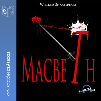 Audiolibro Macbeth de William Shakespeare