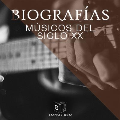 Audiolibro Biografías - Músicos del modernismo de Heberto Gamero