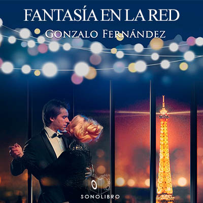 Audiolibro Fantasía en la red de Gonzalo Fernández