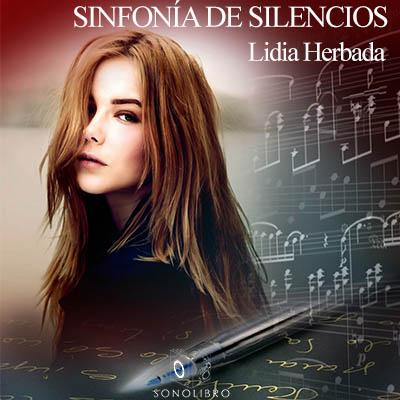 Audiolibro Sinfonía de silencios de Lidia Herbada