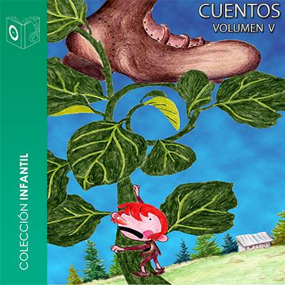 Audiolibro CUENTOS VOLUMEN V de Hermanos Grimm