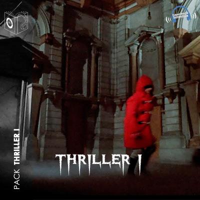 Audiolibro Thriller I