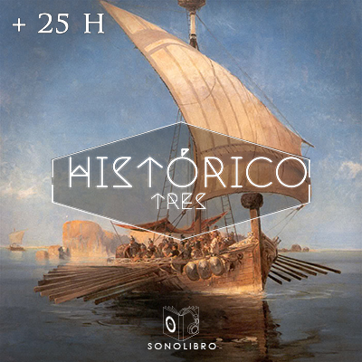 Audiolibro + 25 H HISTÓRICO III