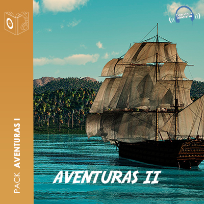 Audiolibro Aventuras II