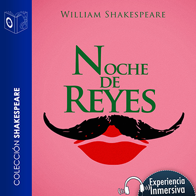Audiolibro Noche de Reyes de William Shakespeare