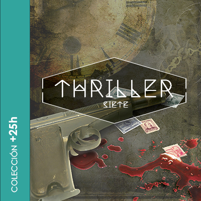 Audiolibro + 25 H THRILLER VII