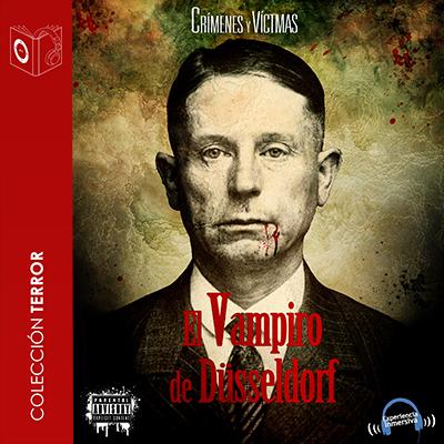 Audiolibro El vampiro de Düsseldorf