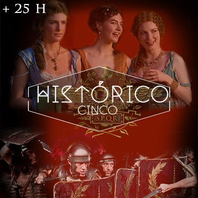 Audiolibro 25 H HISTORICO V