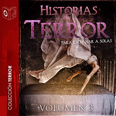 Audiolibro Historias de terror - III