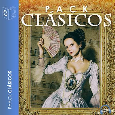 Audiolibro Pack Grandes Clásicos