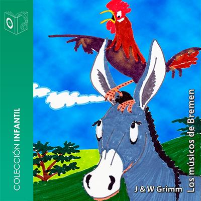 Audiolibro Los músicos de Bremen de Hermanos Grimm