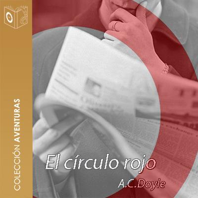 Audiolibro El círculo rojo